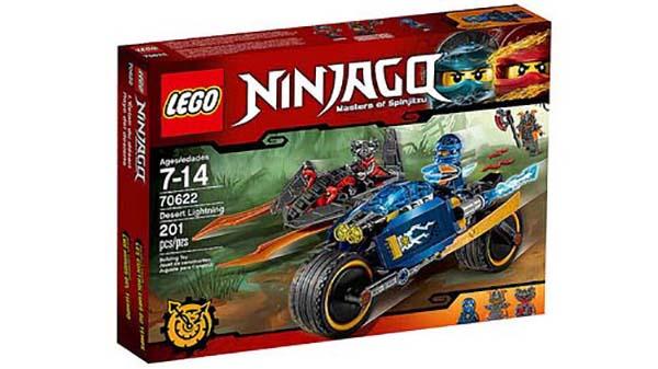 Ninjago L'éclair Ninjago Désert Désert Du L'éclair Du L4A3j5Rq