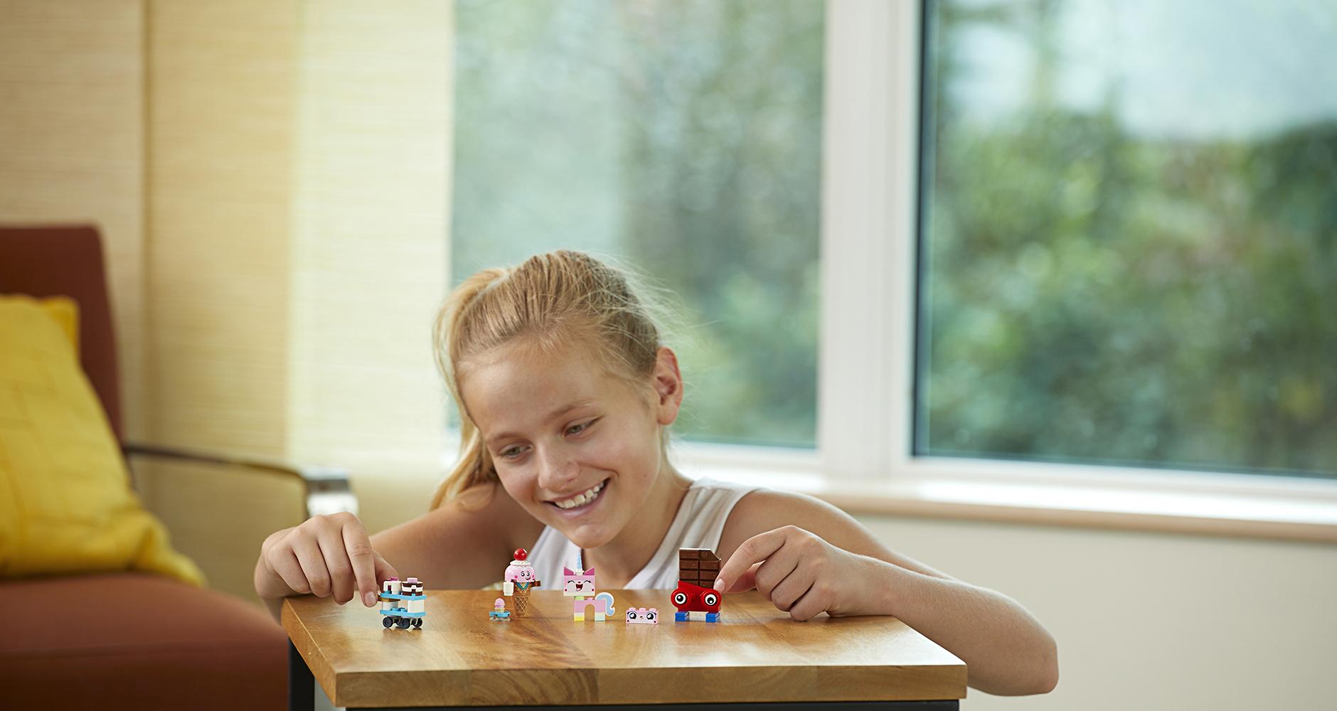 Lego Movie 2 - Les meilleurs amis À VIE d'Unikitty !