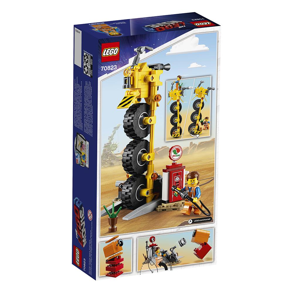 Lego Movie 2 - Le tricycle d'Emmet!