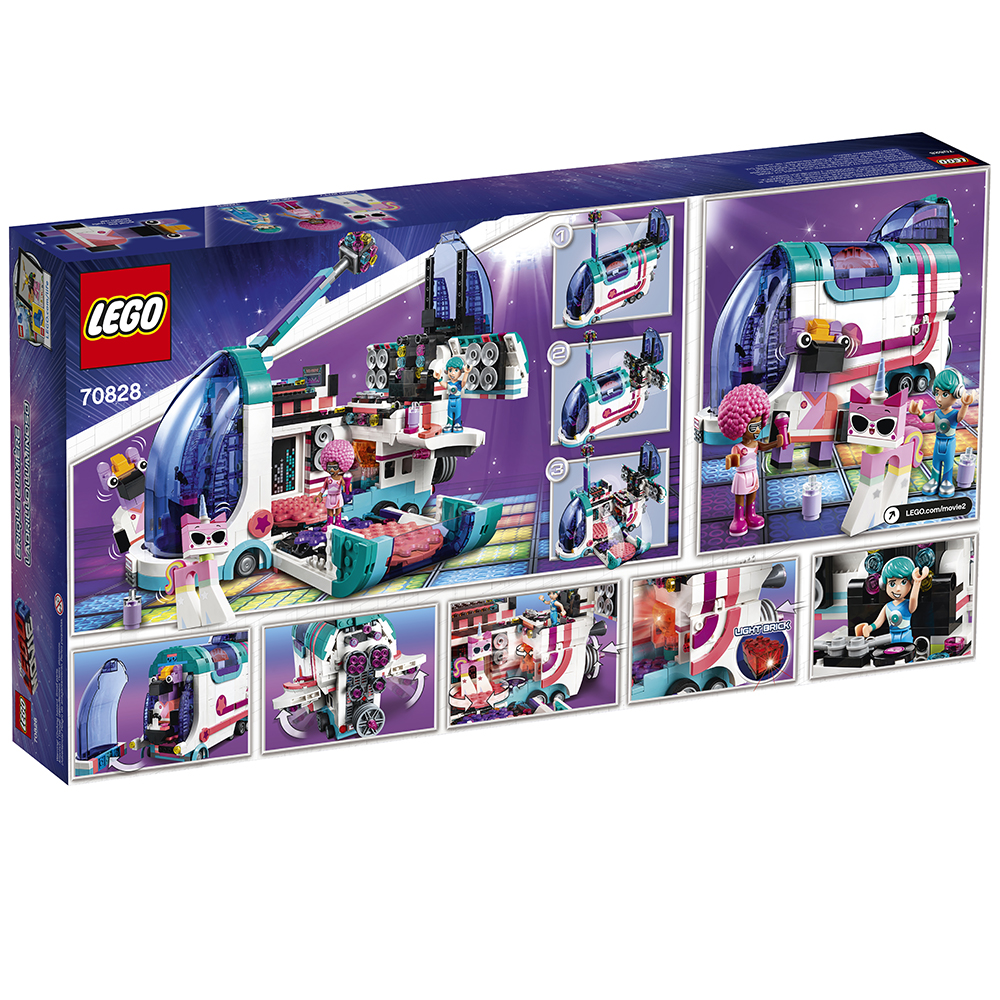 Lego Movie 2 - Le bus de fête