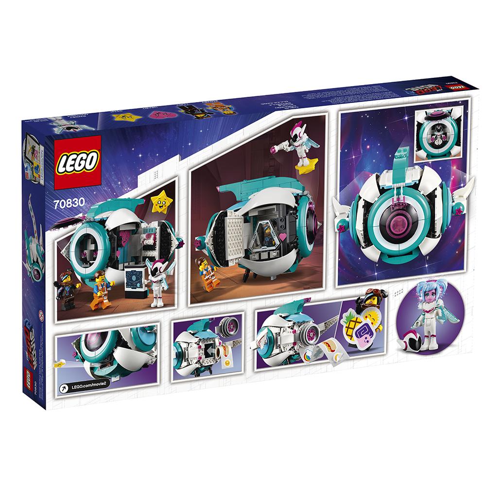 Lego Movie 2 - Vaisseau Systar Sweet Mayhem