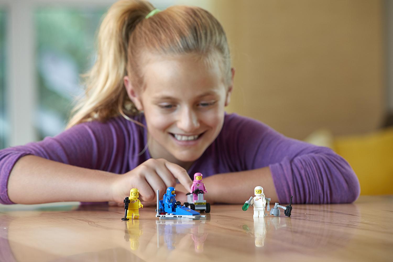 Lego Movie 2 - L'Escouade spatiale de Benny