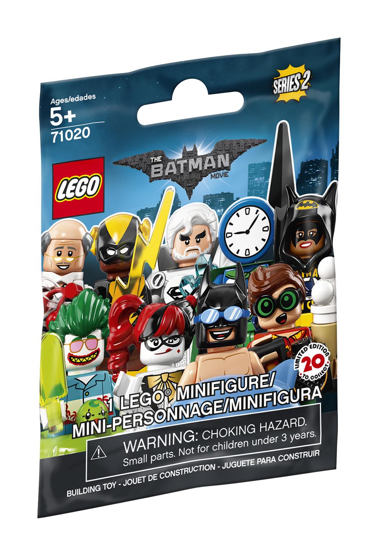 Série Film Minifigurines 2 Batman Lego Le Ybmyf76gIv
