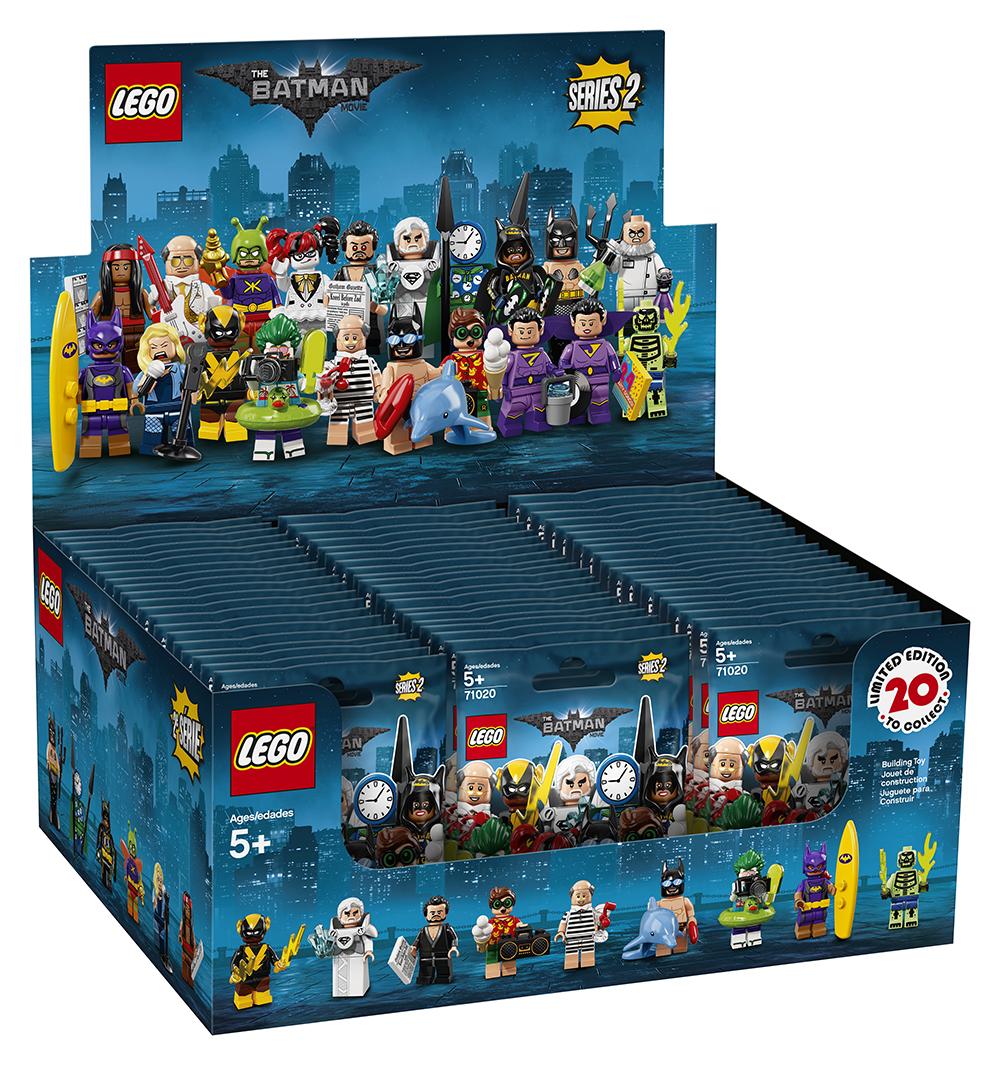 Lego Minifigurines - Le film Batman Série 2