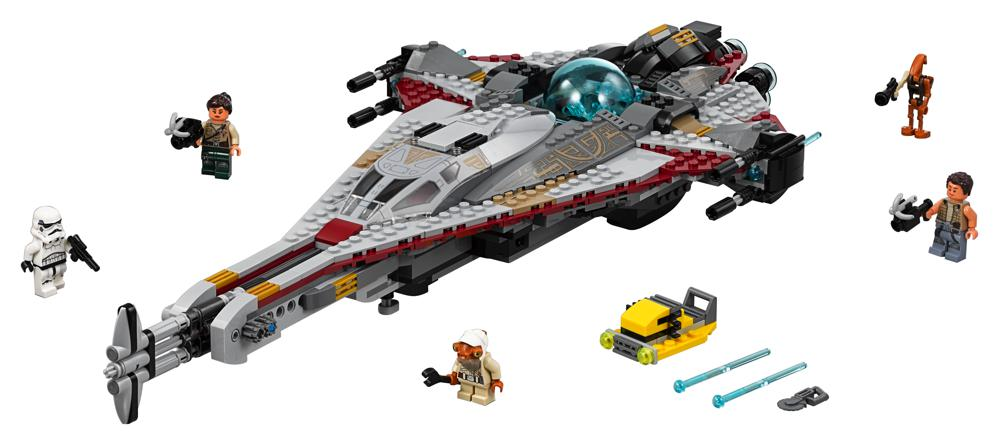 Star Wars - The Arrowhead