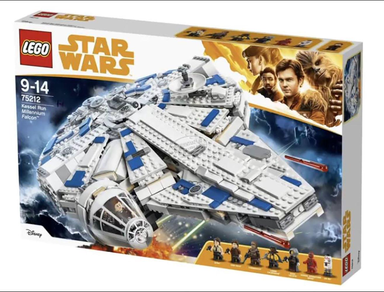 Le Star Du Raid Kessel Wars Millennium Falcon De WH2D9IE