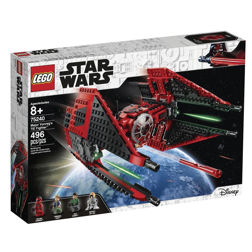 Star Wars - Le chasseur TIE de Major Vonreg