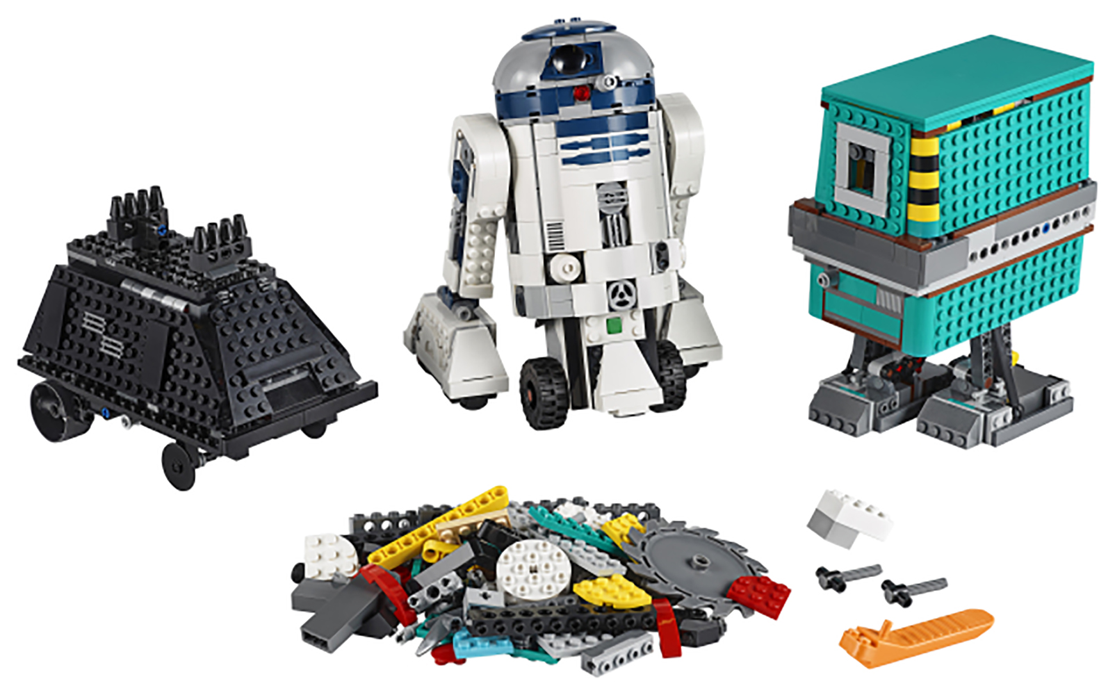 Star Wars - Boost R2D2 Commandant droide