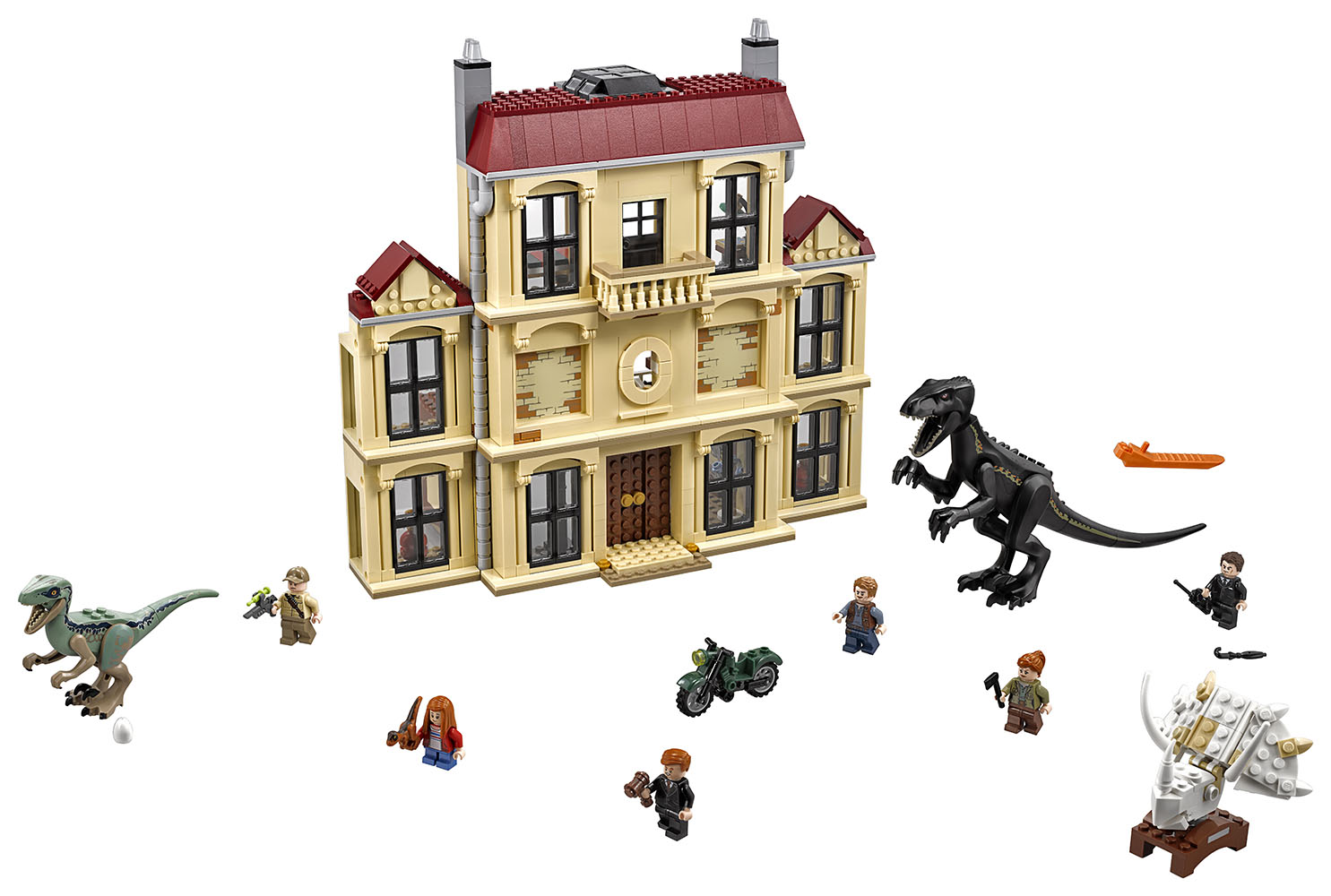 Jurassic World - L'indoraptor au domaine Lockwood