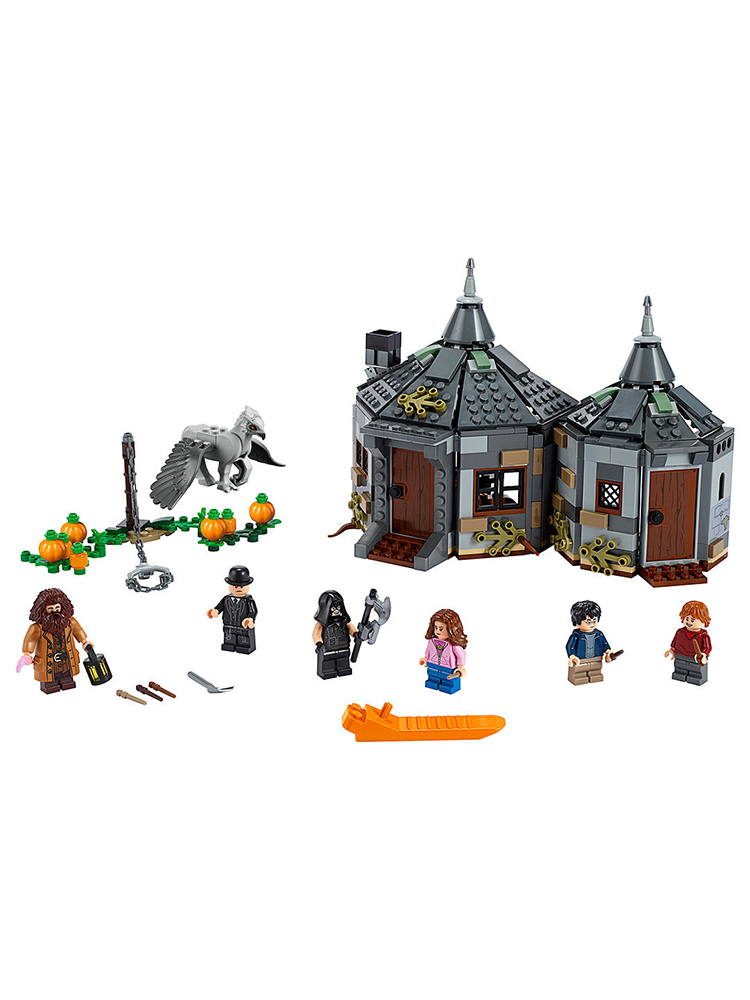 Harry Potter - La cabane d'Hagrid