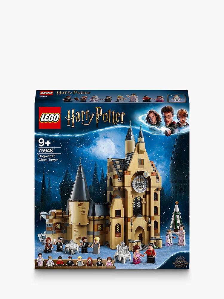 Harry Potter - Tour de l'horloge de Poudlard