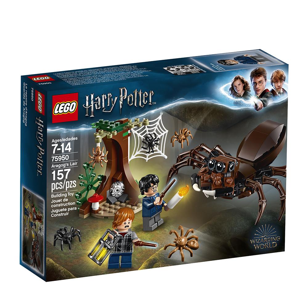 Harry Potter - Le repaire d'Aragog