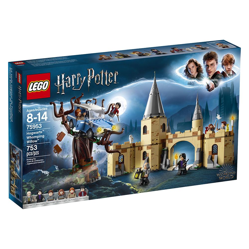 Harry Potter - Saule Cogneur du Château Poudlard