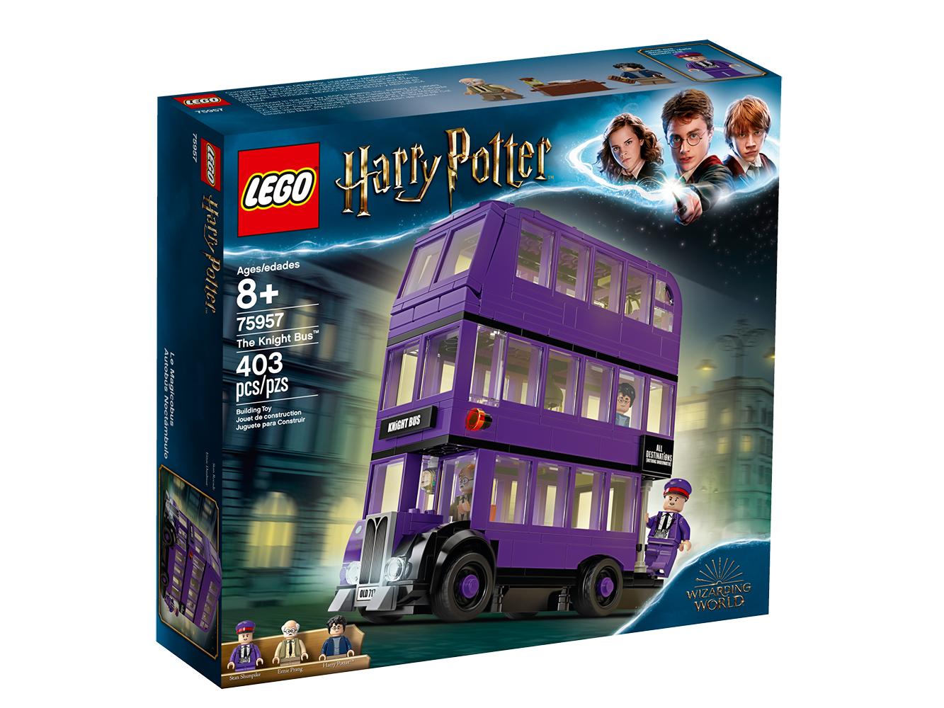 Harry Potter - Le Magicobus