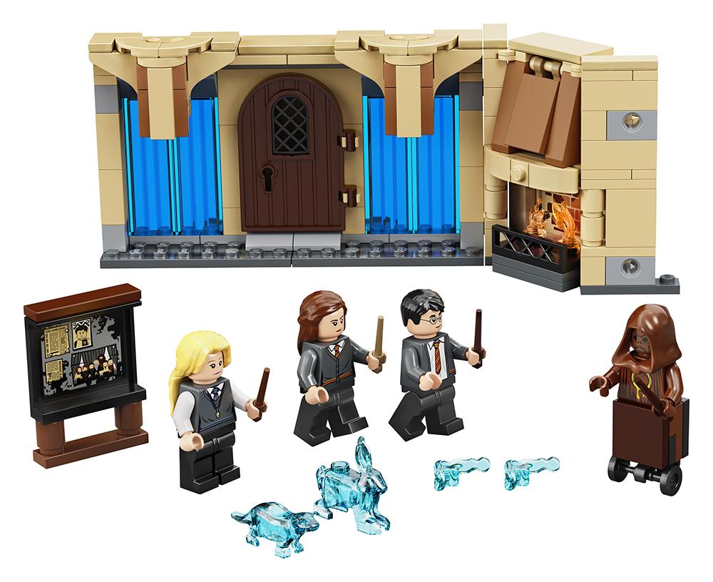 Harry Potter - La Salle sur Demande de Poudlard