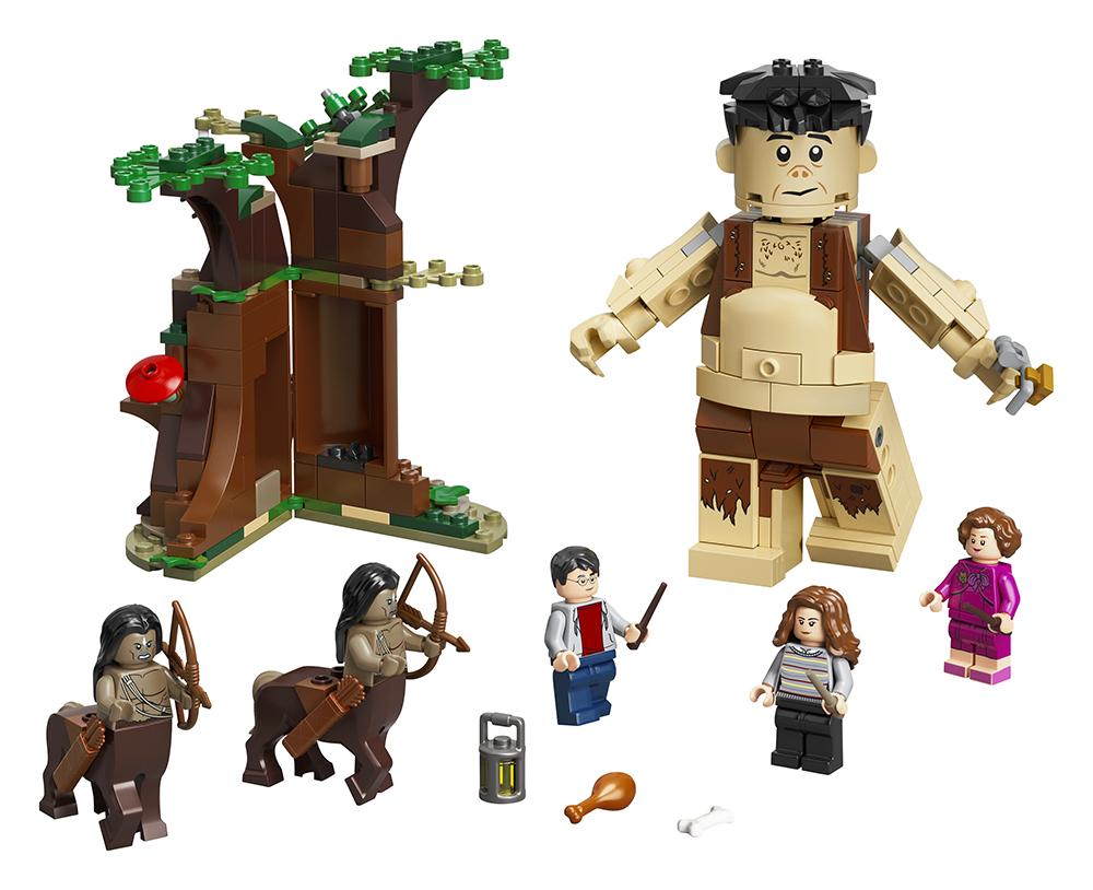 Harry Potter - La Forêt interdite : la rencontre d'Ombrage