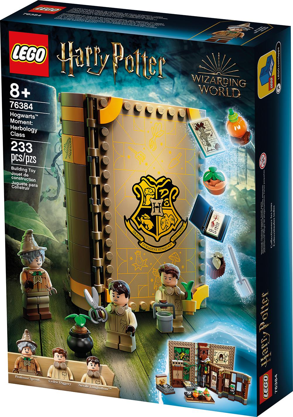 Harry Potter - Poudlard : le cours de botanique