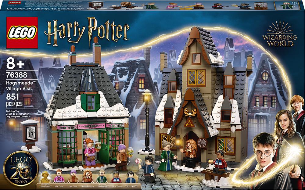 Harry Potter - Visite du village de Pré-au-Lard