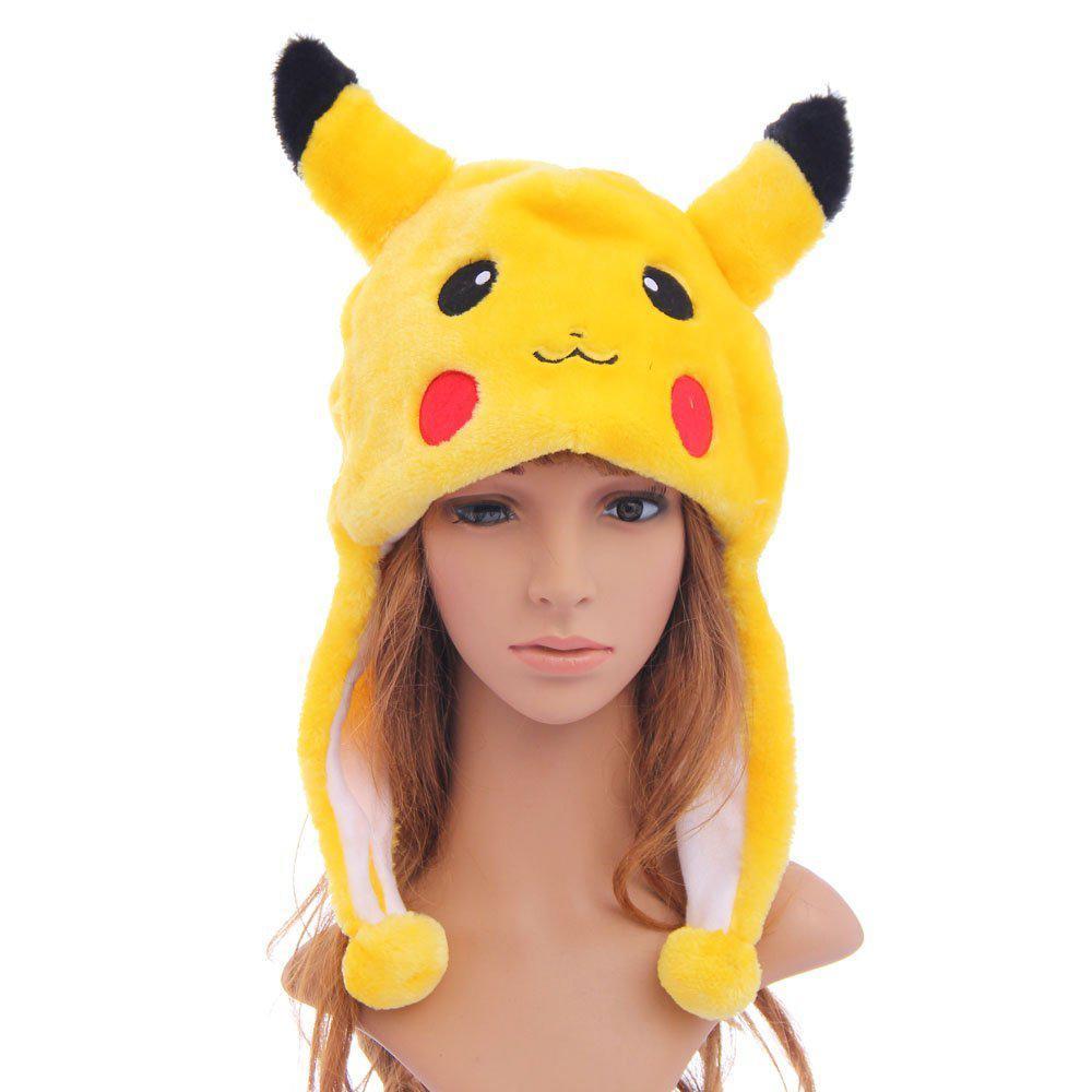 Pokémon Pikachu chapeau