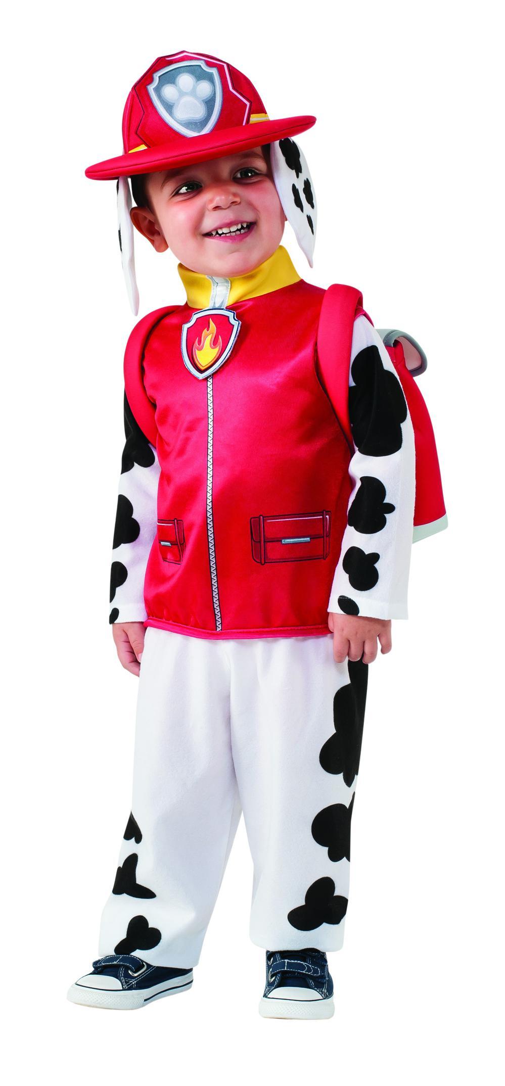 Costume enfant Pat'patrouille Marshall petit