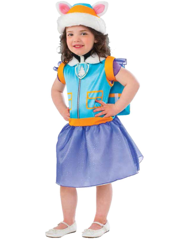 Costume enfant Pat'patrouille Everest très petit