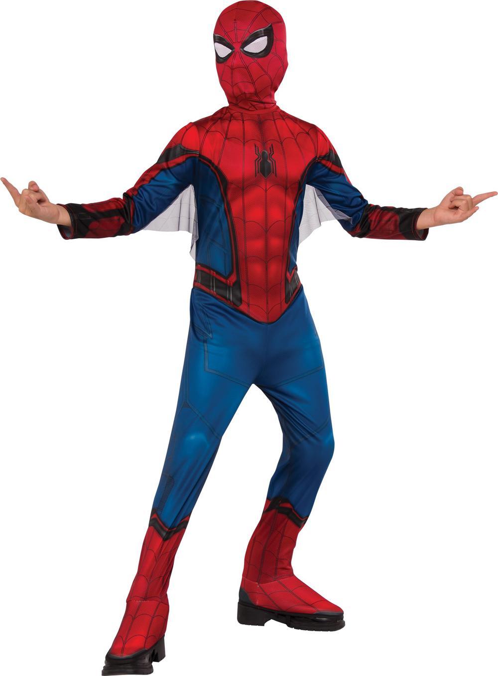 Costume enfant SpiderMan large
