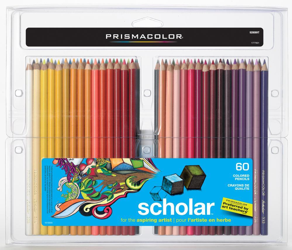 Prismacolor 60 crayons de couleur