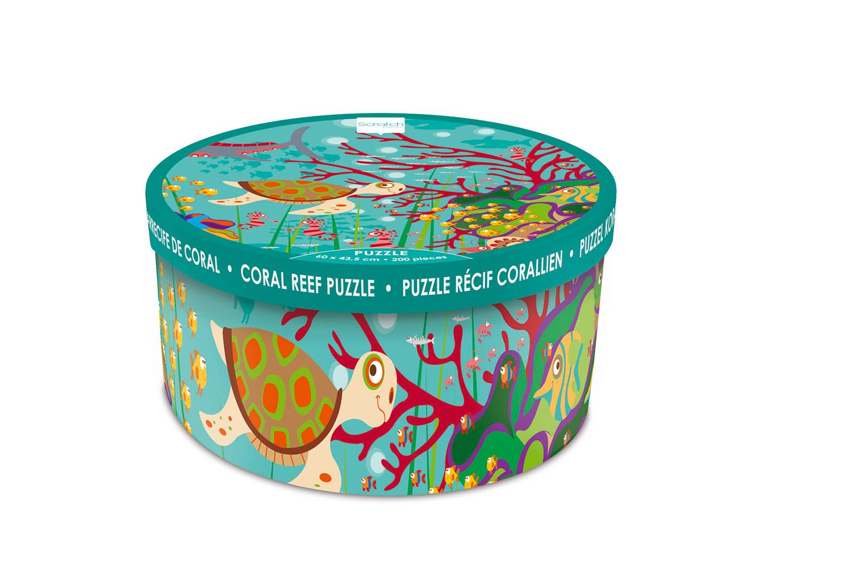 Casse-tête Récif de corail 200 pièces