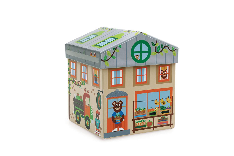 Boîte à jouets Épicerie