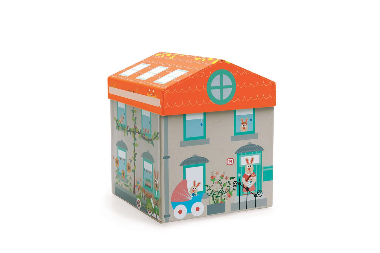 Boîte à jouets Maison