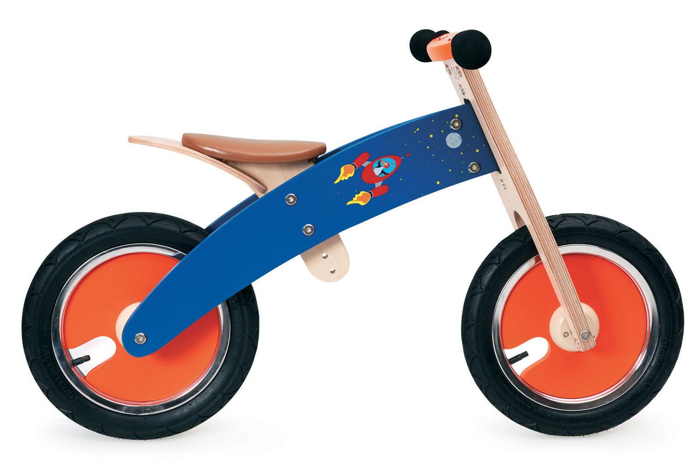 Scratch - Bicyclette en bois - Espace