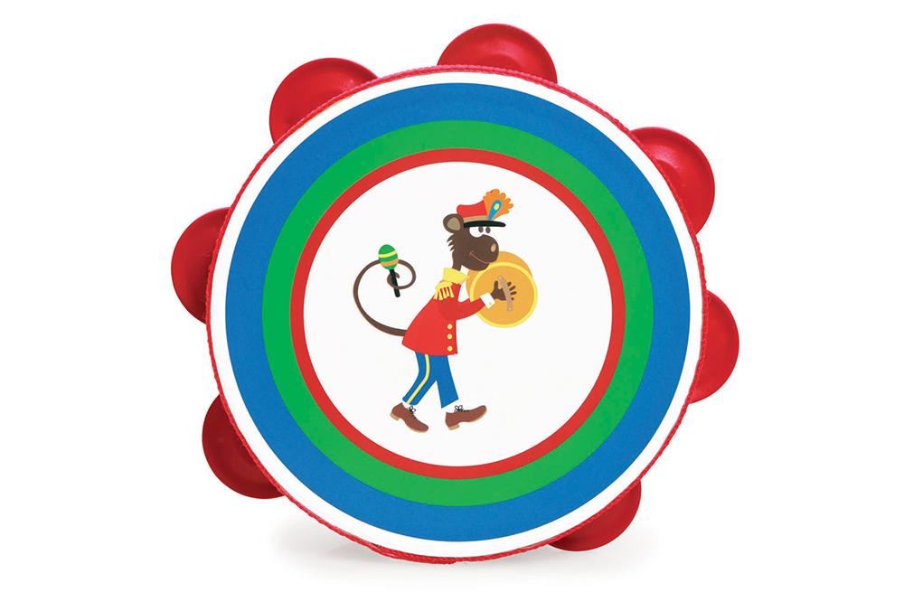 Tambourine Fanfare
