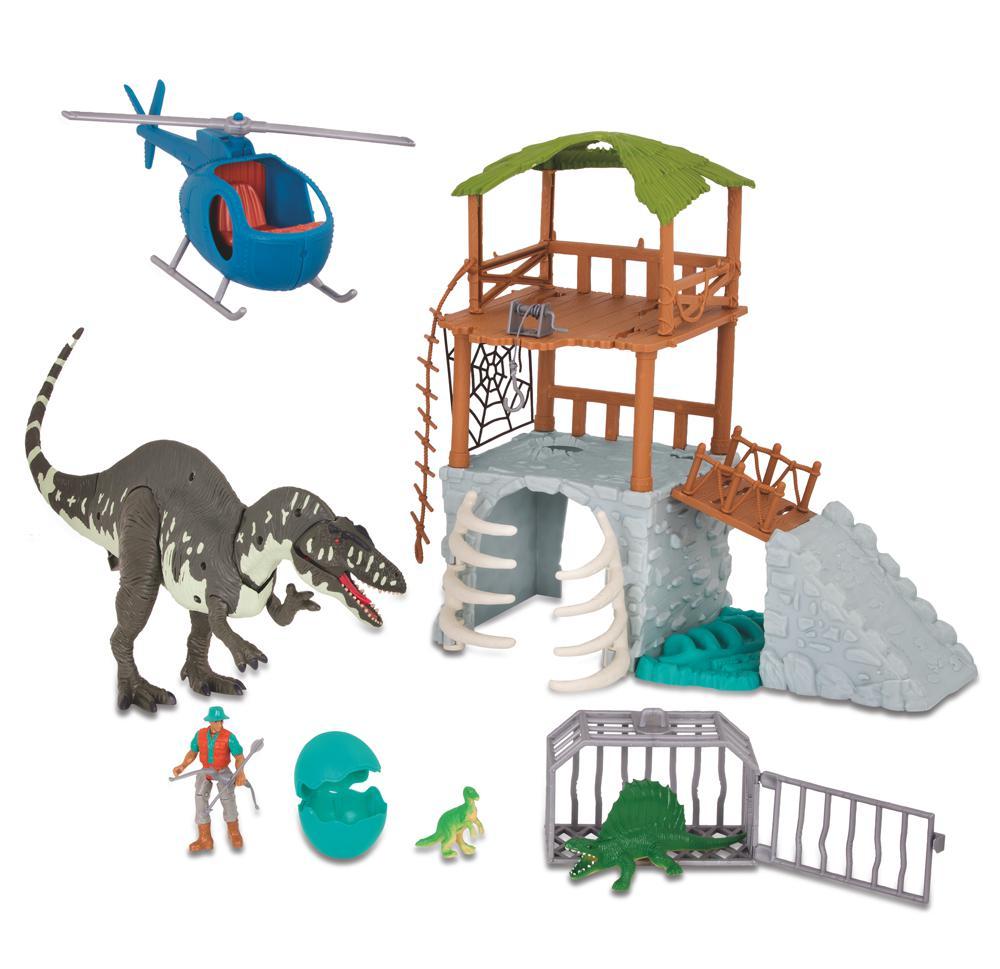 Terra - Ensemble d'expédition de dinosaures