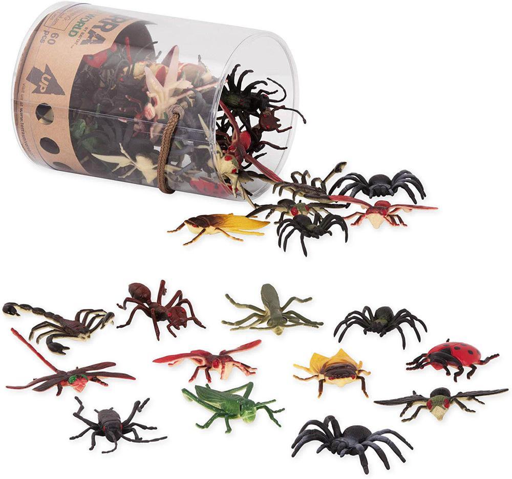Terra - Insectes en tube