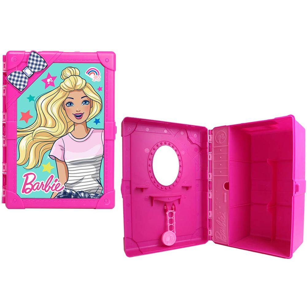 Barbie - Valise rose