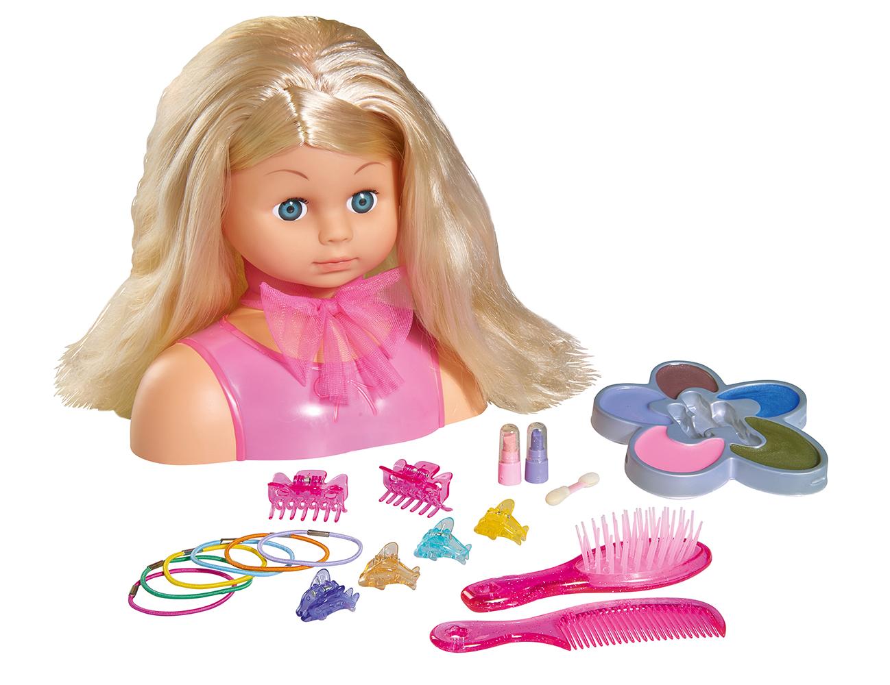 Steffi Love - Tête à coiffer 25 cm
