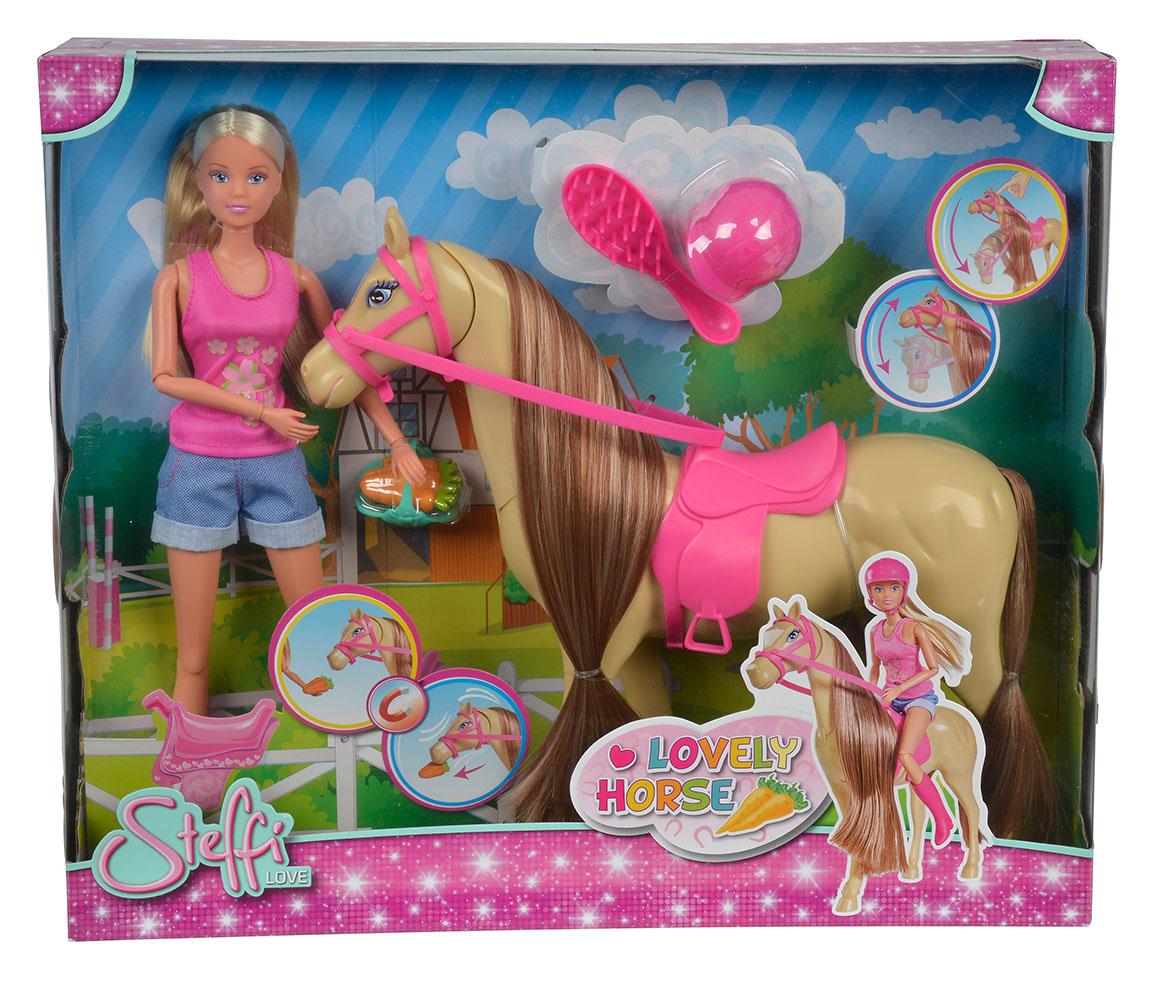 Steffi Love - Poupée et cheval