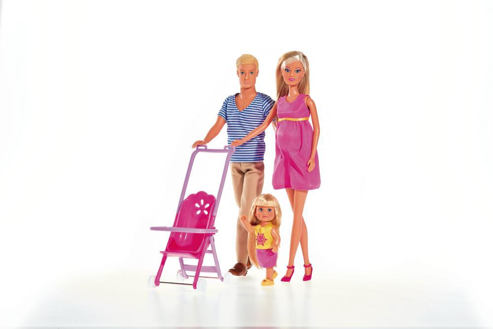 Steffi Love et sa jolie famille