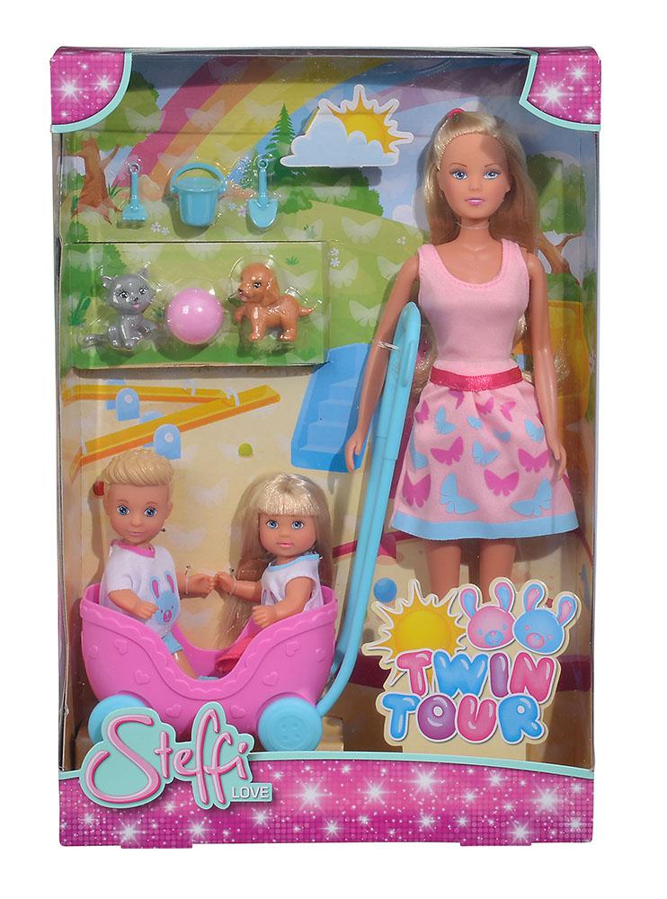 Steffi Love - Promenade des jumeaux