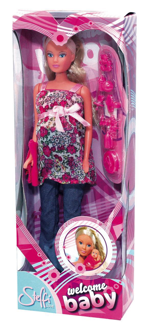 Steffi poup e enceinte club jouet achat de jeux et - Jeux de barbie enceinte gratuit ...