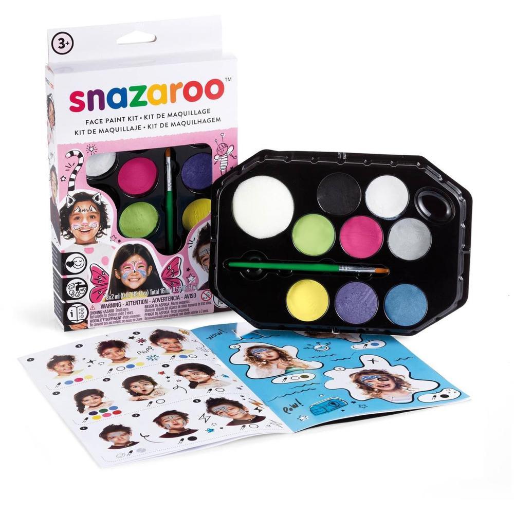 Snazaroo Ensemble maquillage pour le visage - Princesse