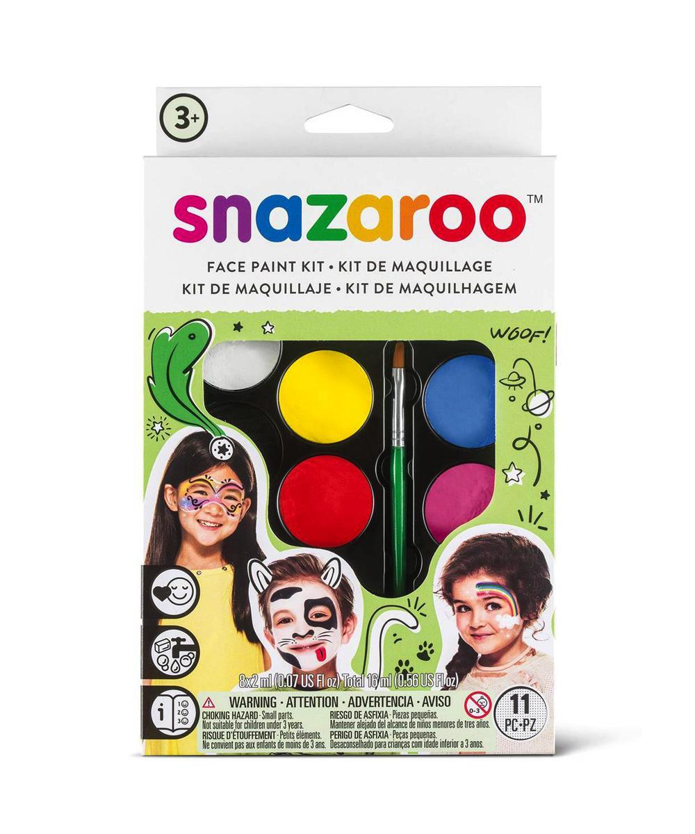 Snazaroo Ensemble maquillage pour le visage - Fête