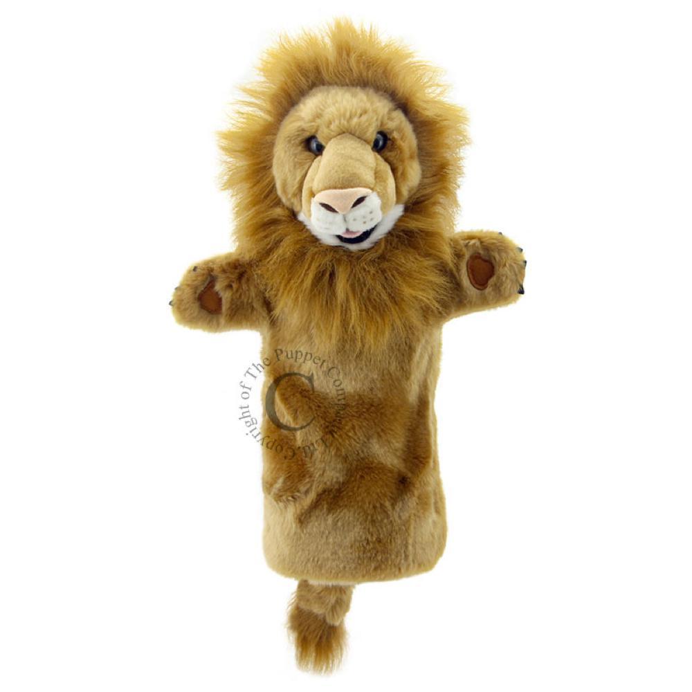 Marionnette Longue  lion