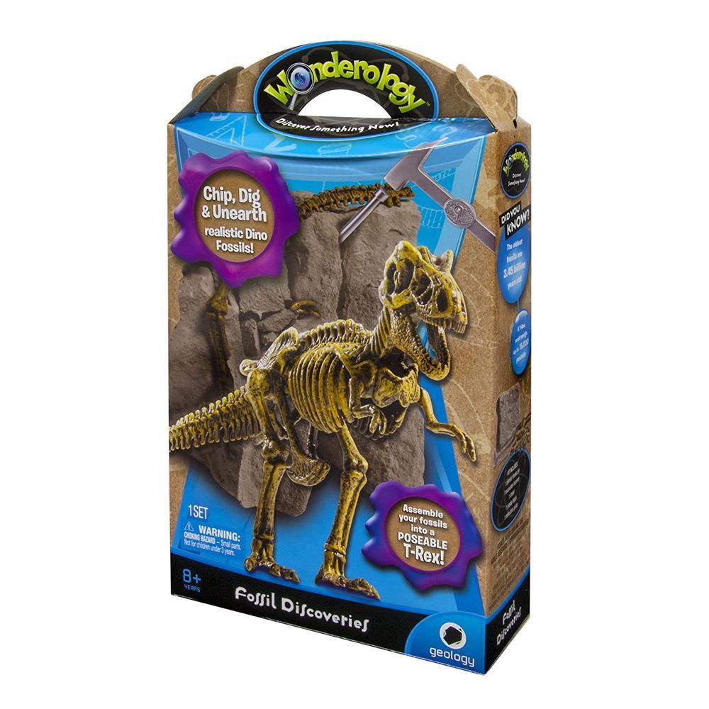 Wonderology - Dinosaure fossilisé