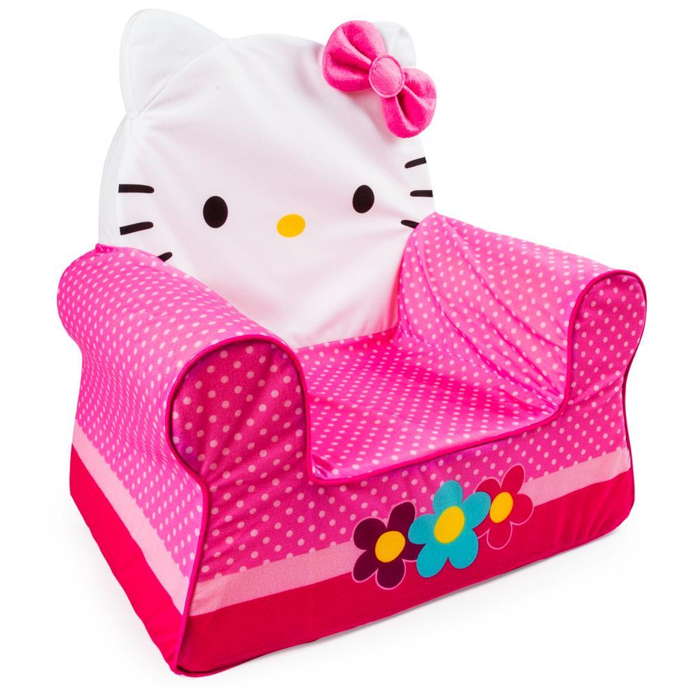 Fauteuil douillet Marshmallow - Hello Kitty