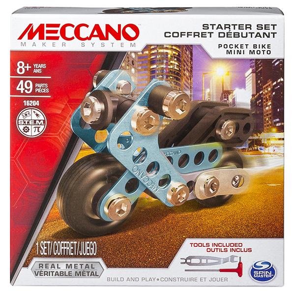 Meccano - Ensemble de départ assortis