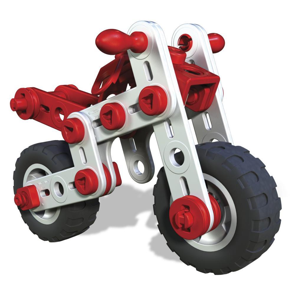 Meccano Junior Super motos 49 pièces