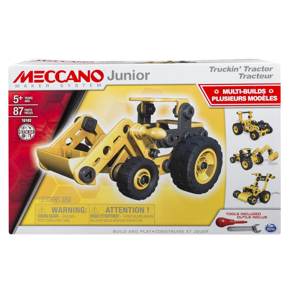 Meccano Junior - Tracteur