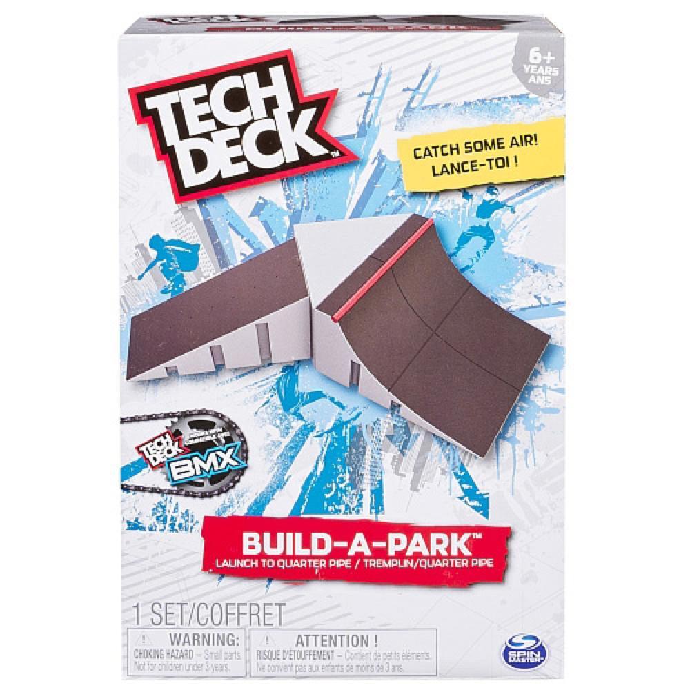 Tech Deck Rampe de jeu