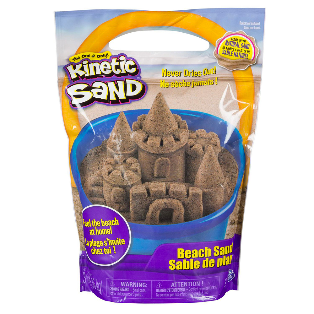 Kinetic Sand - Sable de plage 3lb